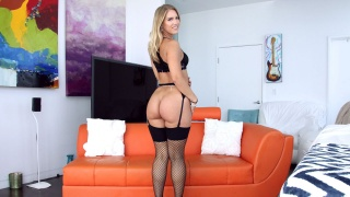 Candice Proves Gapable